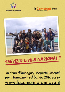 Volantino SCN 2016